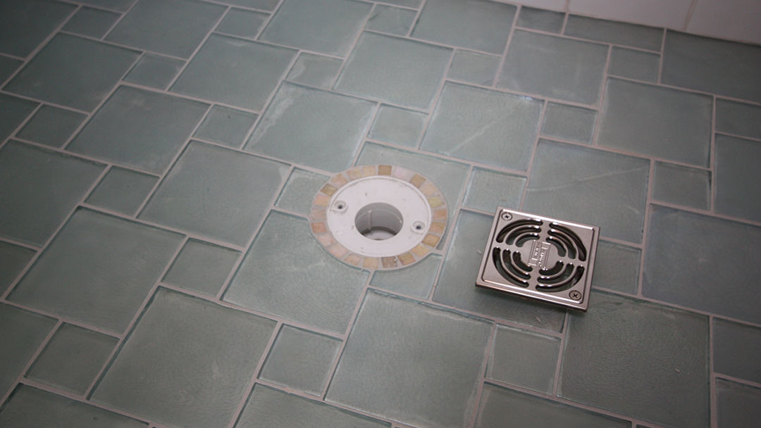 to install shower pan liners