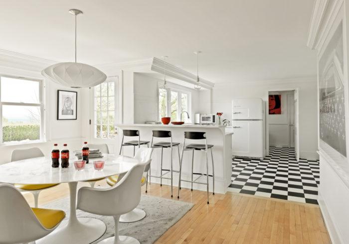 mid century modern kitchen fine homebuilding
