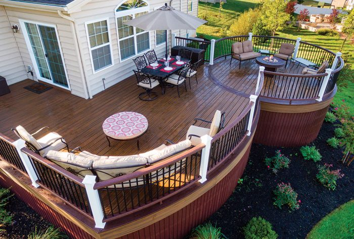 How To Choose The Best Deck Size Fine Homebuilding