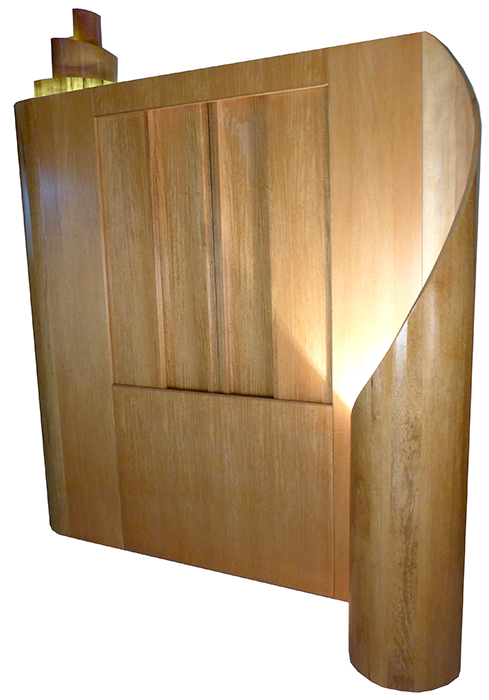 Scroll Torah Cabinet For Synagogue Finewoodworking