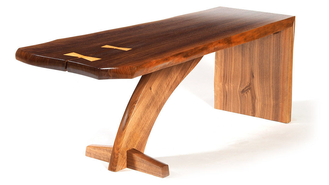 Live-Edge Coffee Table Plan - FineWoodworking on Coffee Table Plans  id=68218