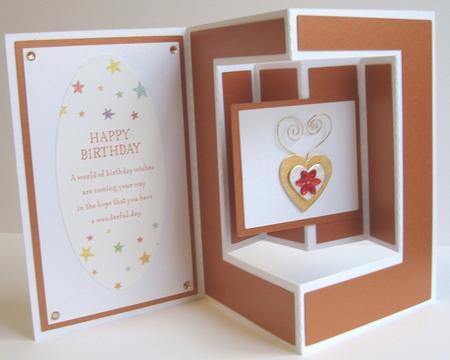 492 Fancy Fold Insert Card CUP6949531415 Craftsuprint