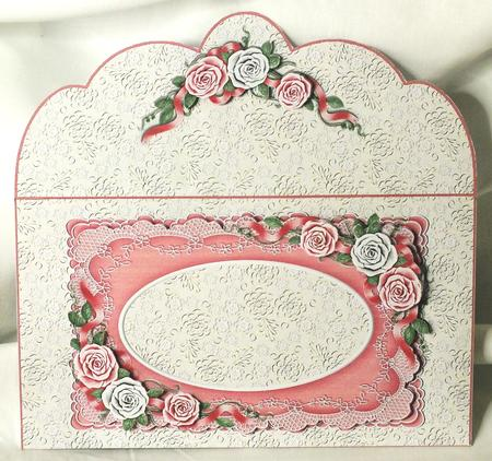 Gift Envelopemoney Wallet Roses For Weddingbirthday