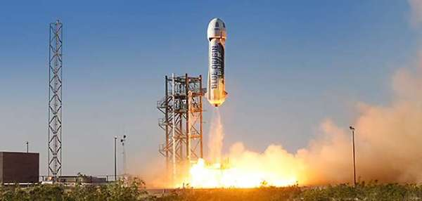 Blue Origin selects Florida's Space Coast for major ...