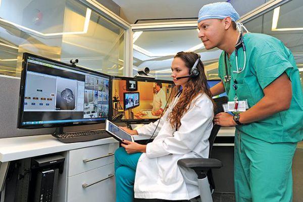 Video diagnostics via telemedicine   Health care in ...