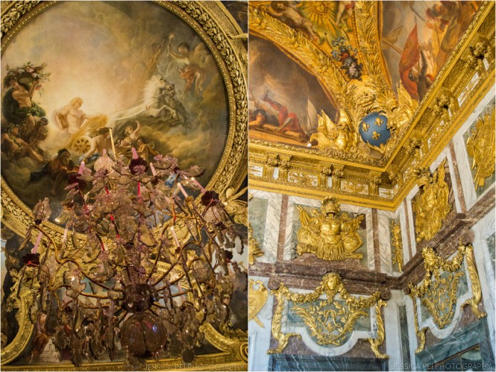 war salon Versailles