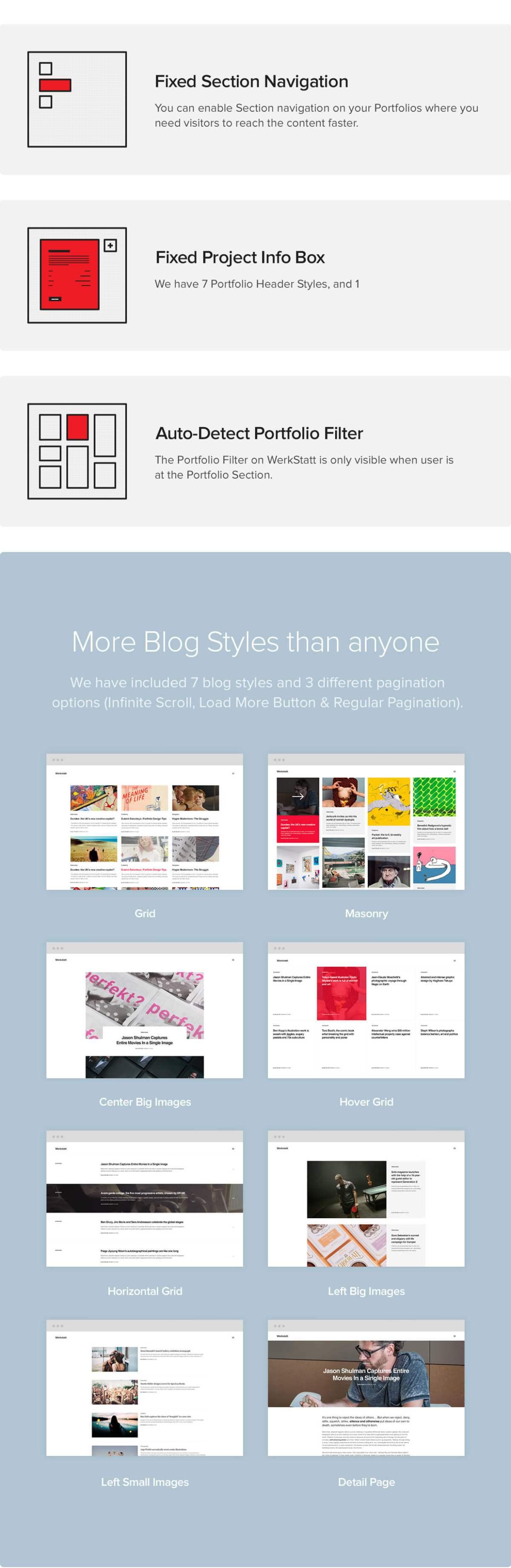 Creative Portfolio WordPress Theme