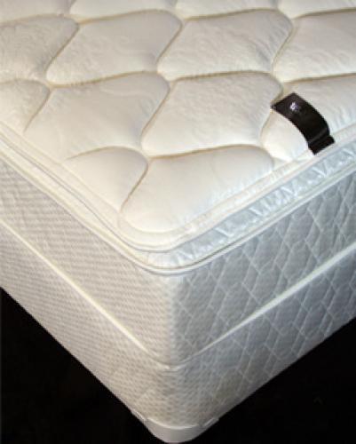 wakefield quilted pillow top mattress set