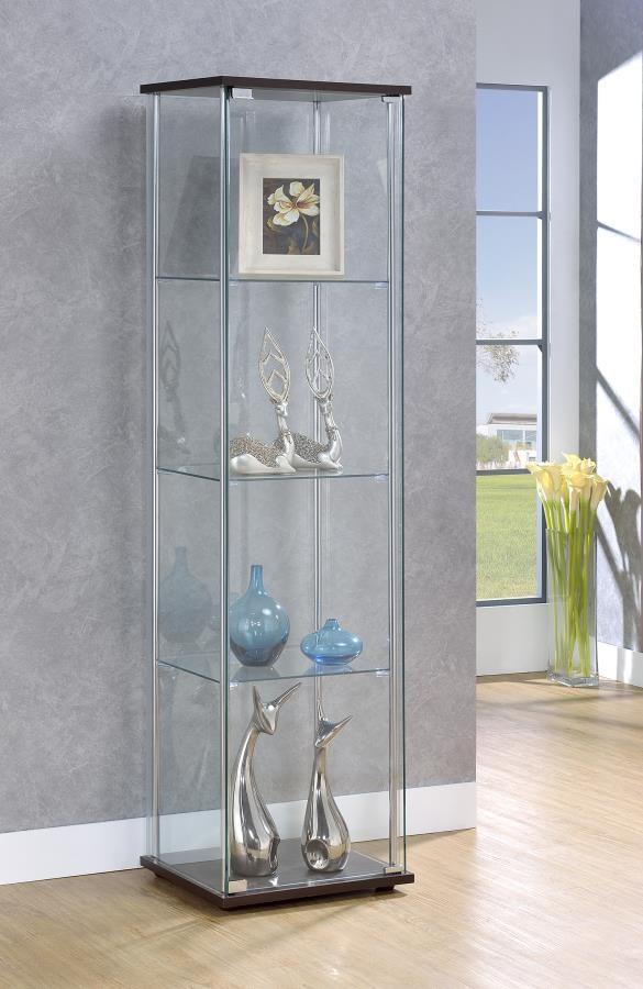 CURIO CABINET 950172 Curio Cabinets Price Busters