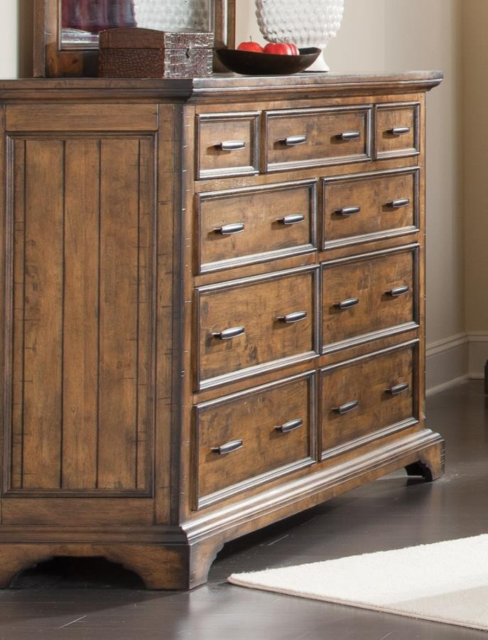 ··· australian bedroom dresser with mirror material : price busters