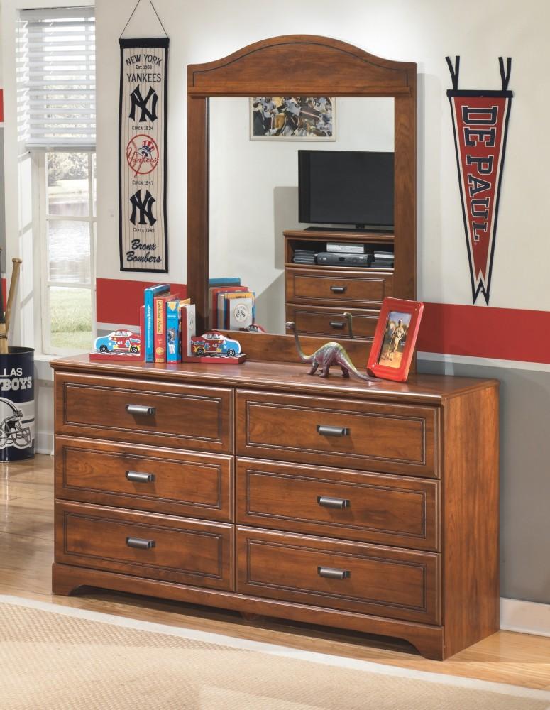 Barchan Dresser And Mirror B228B1 21 26 Dresser