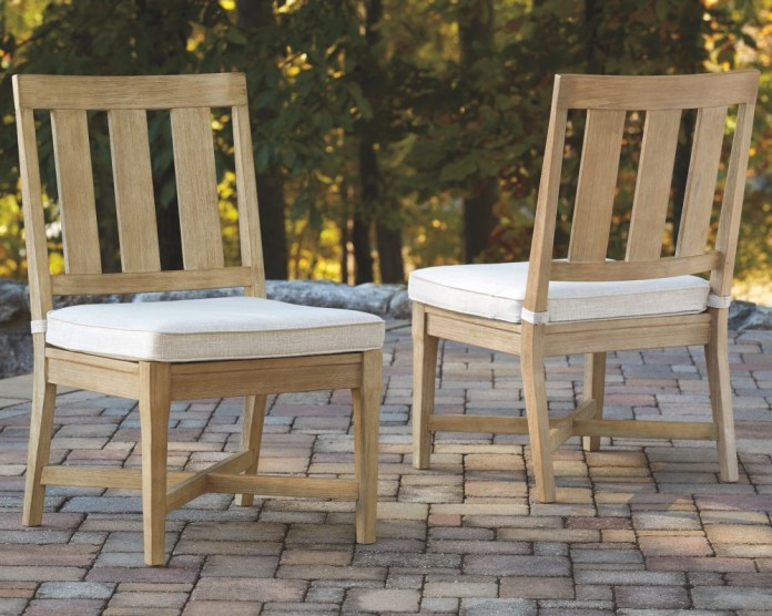 Clare View Outdoor Dining Table And 4 Chairs P801 601 2 625 Outdoor Dining Groups Pruitt S Fine Furniture