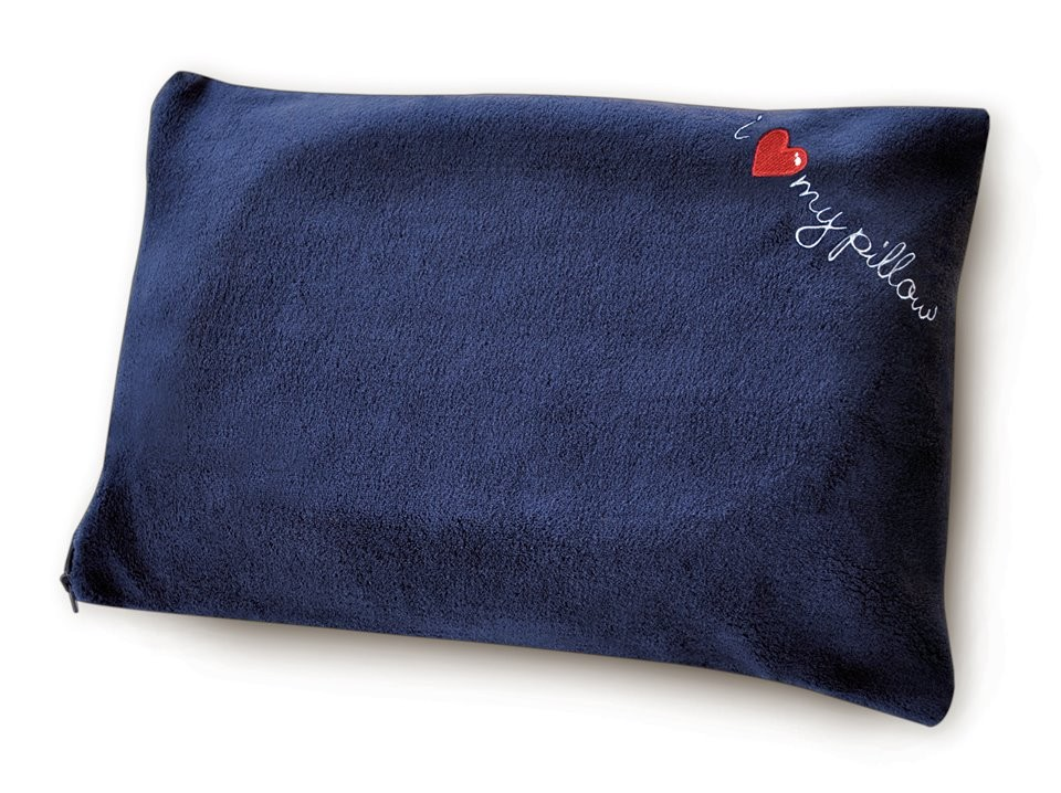 travel i love my pillow