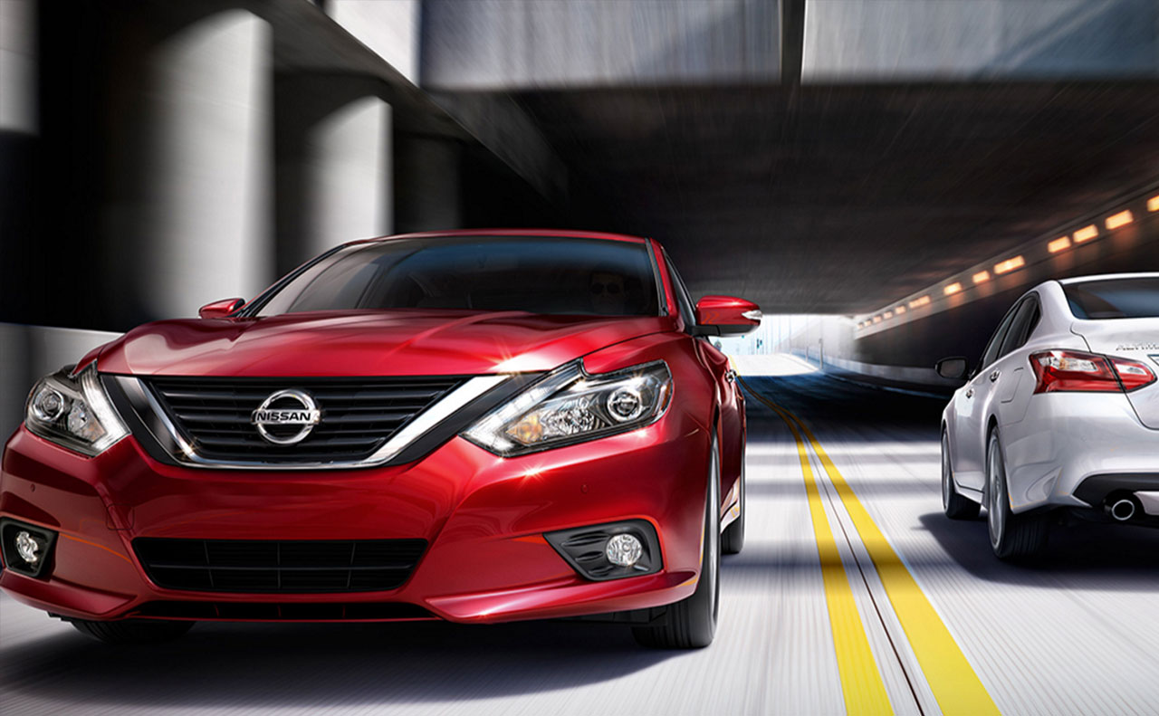 2016 Nissan Altima In Baton Rouge La All Star Nissan