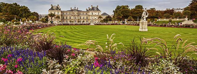 Image result for luxembourg gardens