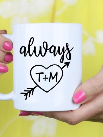 """Gift Mug """"Always"""""""