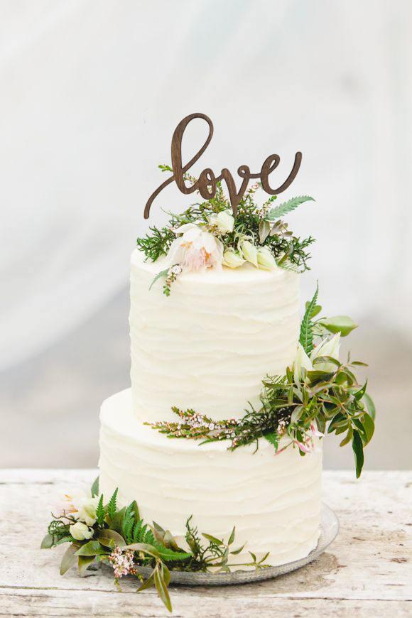 Wedding cake topper love wooden cake topper gifteve rustic wedding cake topper love wooden cake topper junglespirit Images
