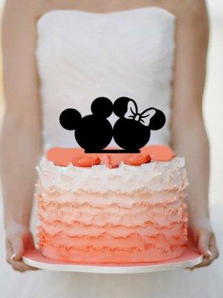 Acrylic Cake Toppers   GiftEve