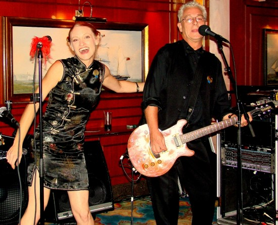 Hire Allan And LaDonna Cover Band In Austin Texas