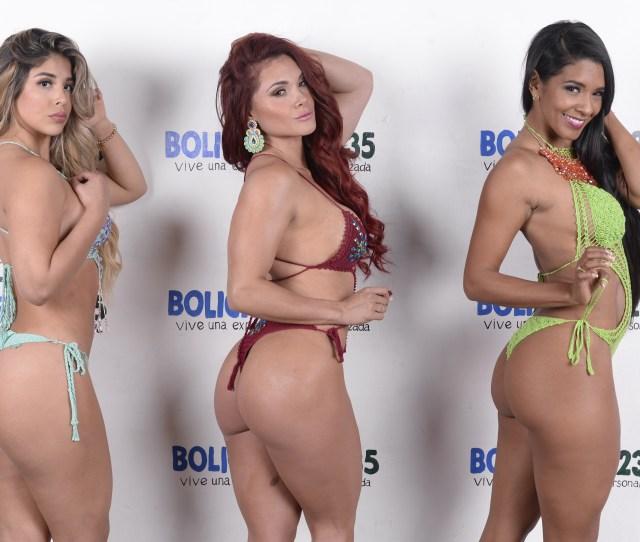Genesis Tapia Marco Distancias Entre Las Sexys Latinas Y El Desaparecido Trio De Las Vengadoras Que Lidero Tilsa Lozano