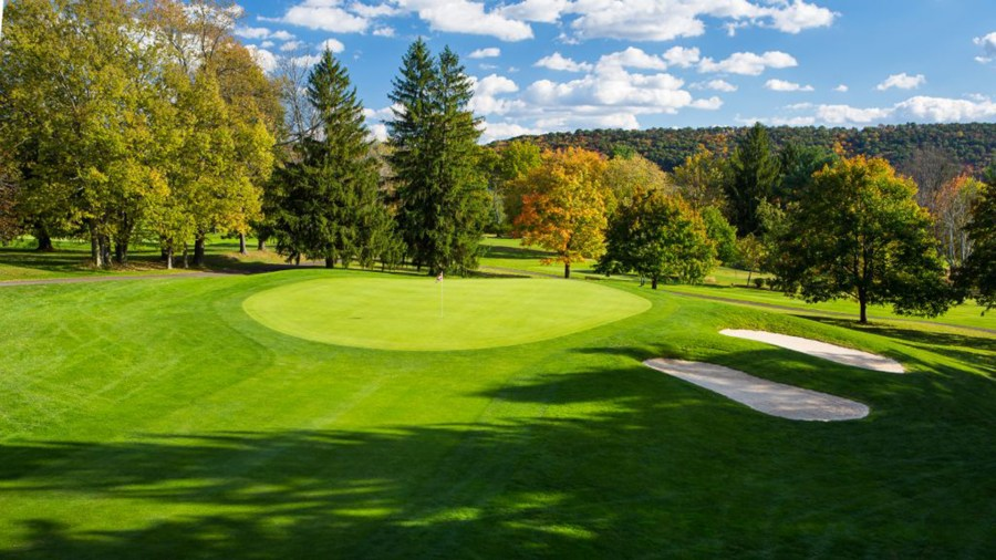 Raiders Set for Patriot League Tourney   Bucknell Golf Club
