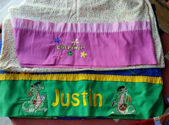 Katelyn's and Justin's