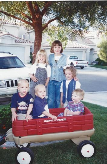 Wagons and Cousins