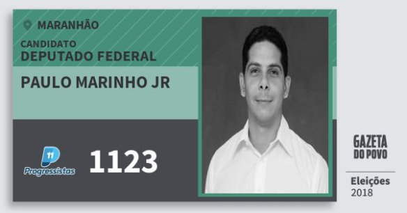 Resultado de imagem para PAULO MARINHO JR doPP