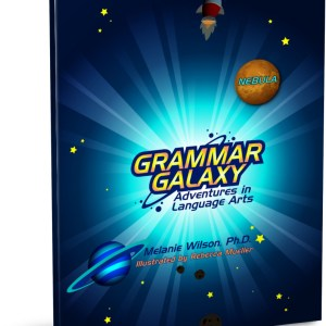 Grammar Galaxy Nebula Text