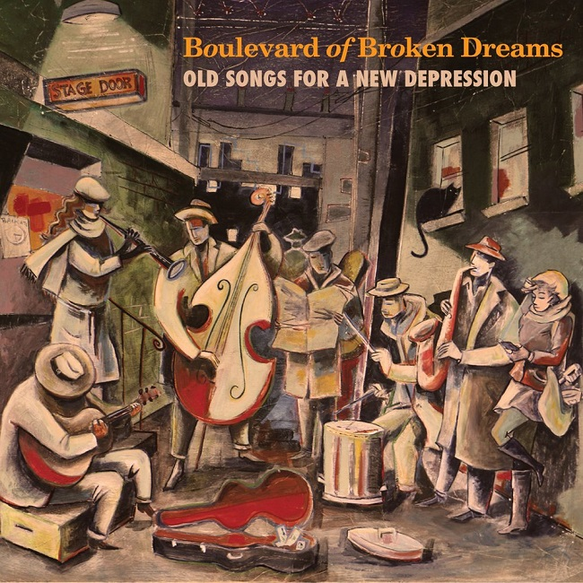 Flypaper Orchestra - Boulevard of Broken Dreams