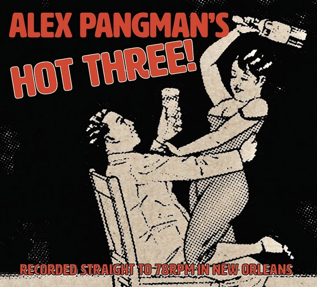 Alex Pangman - Hot Three
