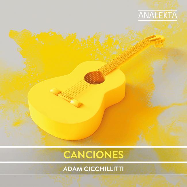 """Adam Cicchillitti - """"Canciones"""""""