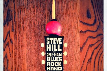 Steve Hill - One-Man Blues Rock Band