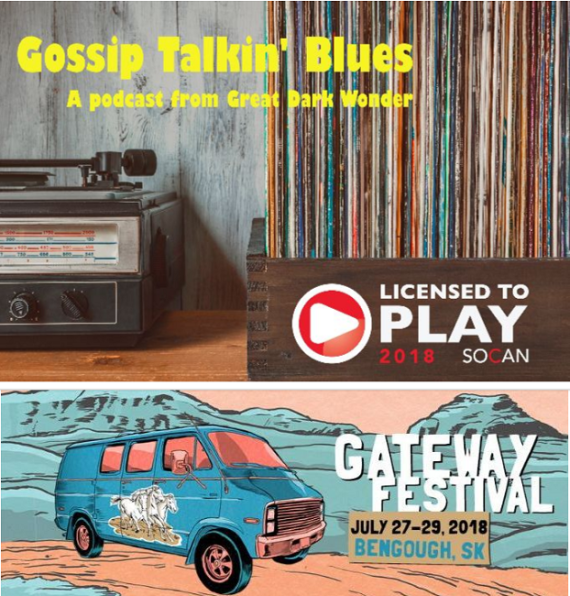 Gossip Talkin' Blues - Episode 17