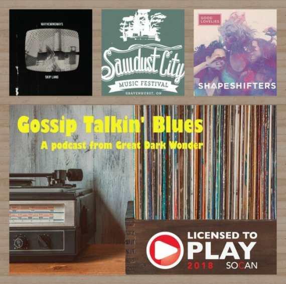 Gossip Talkin' Blues SCMF Preview