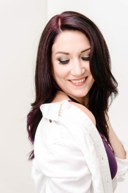 Nicole Rayy - Smiling