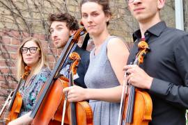 Roaring Timber String Quartet