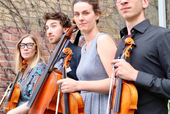 Roaring Timber String Quartet