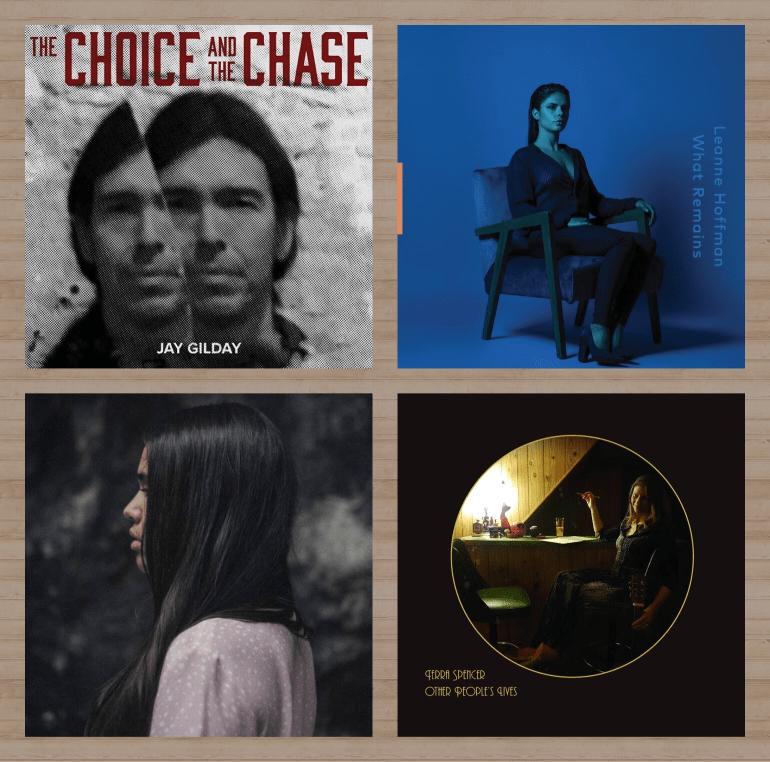 Top Four Albums 2019