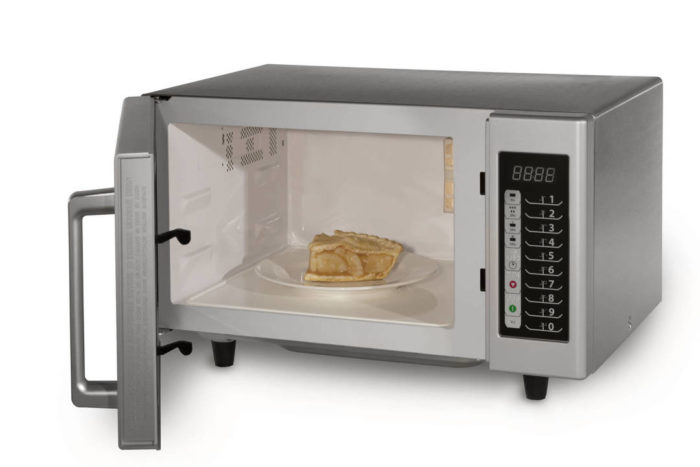 all about microwave ovens
