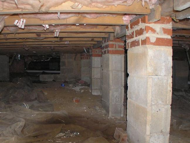Problems With Crawl Spaces GreenBuildingAdvisor