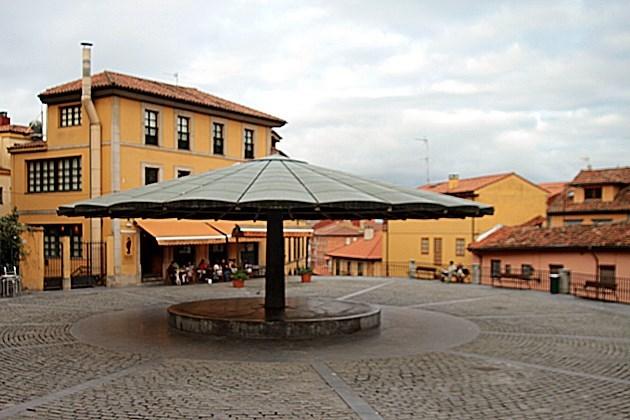 GC86N1B Plaza del Paraguas (Traditional Cache) in Principado de ...