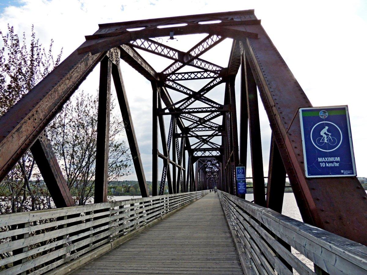 Fredericton Railway Bridge