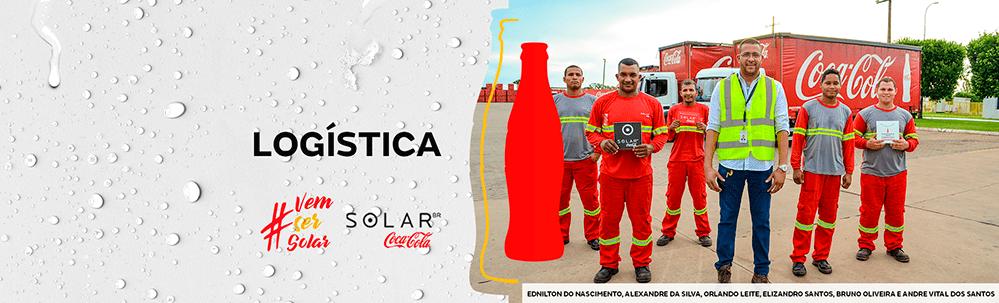 Solar Coca-Cola abre vaga para Manobrista de operações Internas em Simões Filho 1