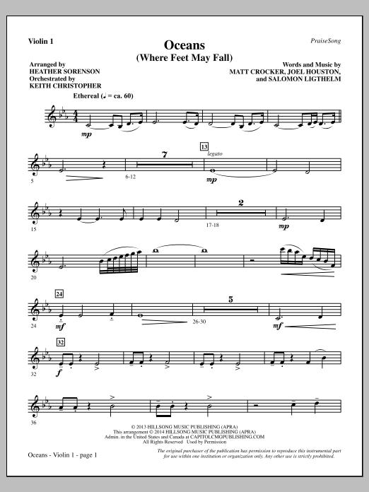 Funky Guitar Chords Oceans Hillsong Crest - Beginner Guitar Piano ...