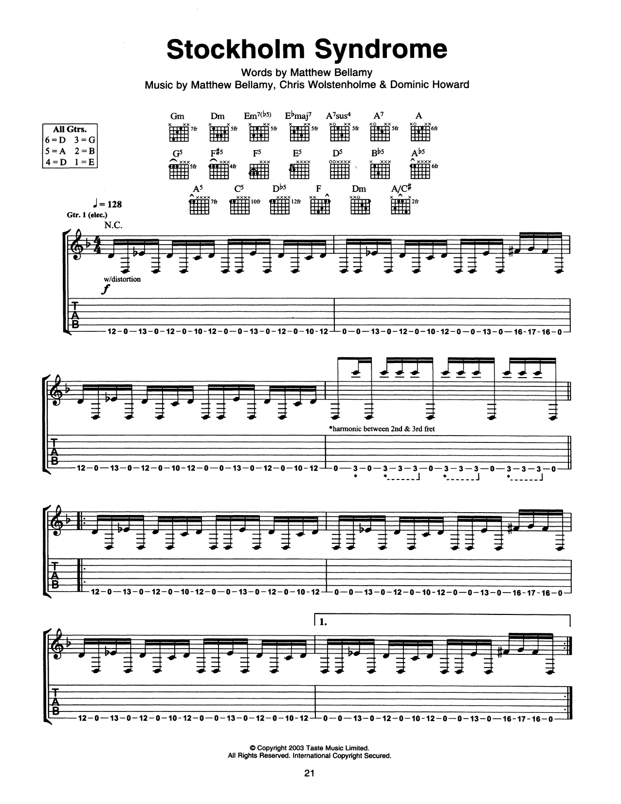 Leonard Cohen Hallelujah Guitar Chords