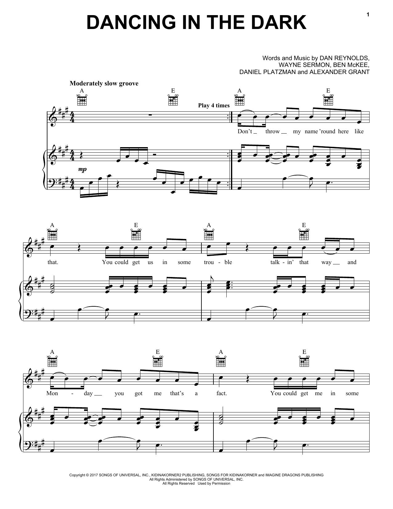 Believer Chords Imagine Dragons Ukulele Images