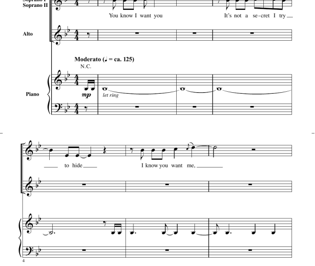 Rewrite The Stars From The Greatest Showman Arr Roger