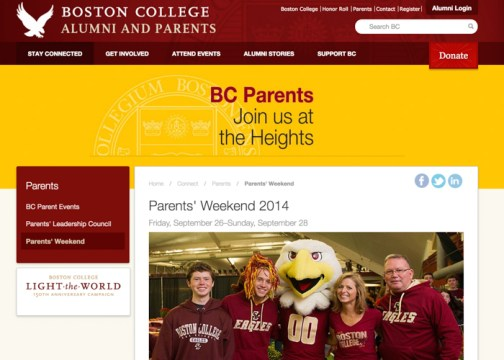 What I Learned From The Moms And Dads Of Parents Weekend