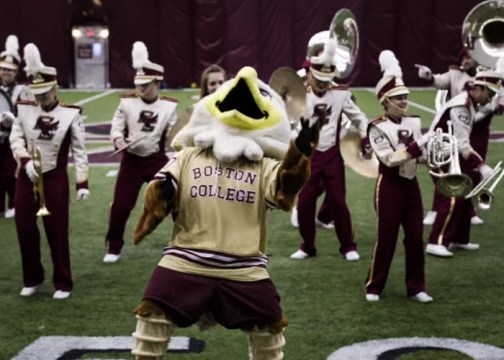 """Why Boston College Doesn't Need Another """"Happy"""" Video"""